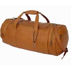 Leather Gym Bag
