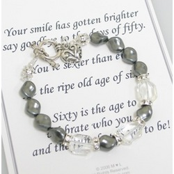 Still Sexy at Sixty Bracelet