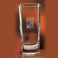 Geo Crystal Hi-Ball Glass Set