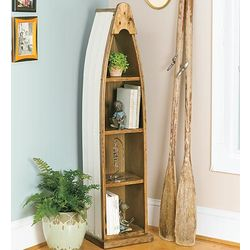 Canoe Shelf Cabinet