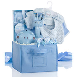 All Dressed Up Baby Gift Basket