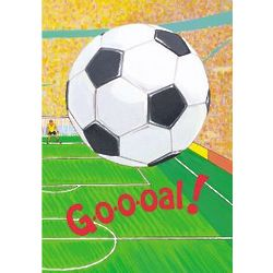 G-o-o-oal! Personalized Soccer Book