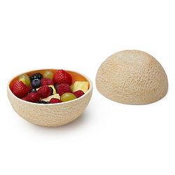 Cantaloupe Bowls Set