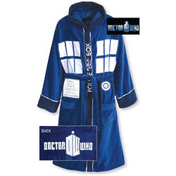 Womens Doctor Who Tardis Robe