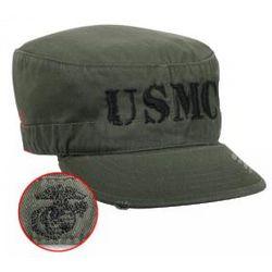 Vintage USMC Fatigue Cap