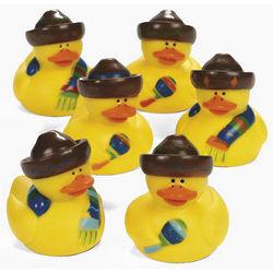 Fiesta Rubber Duckies