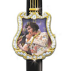 Timeless Legend Collectible Elvis Watch