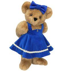 Girl's Special Celebration Star of David Teddy Bear