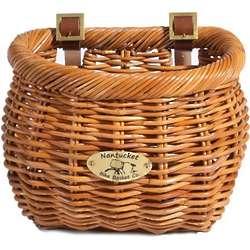 Cisco Classic Rattan Handlebar Basket