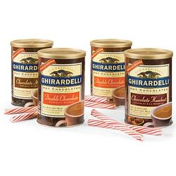 Ghirardelli Hot Chocolate