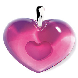 Fuchsia Heart To Heart Pendant