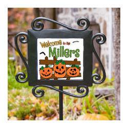 Halloween Garden Stake