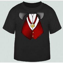 Vampire Youth Tuxedo T-Shirt