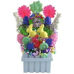 Easter Bunny Lollipop Bouquet