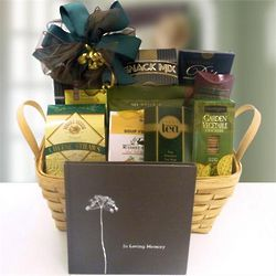 Fondest Memories Bereavement Gift Basket