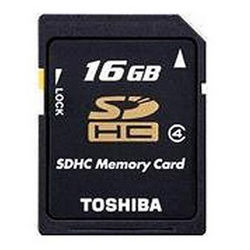 16G Class4 SDHC Memory Card