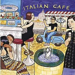 Italian Cafe Music CD