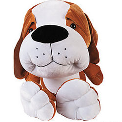 Big Head Beagle Puppy Plush