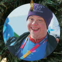 Picture Perfect Special Olympics Photo Ornament