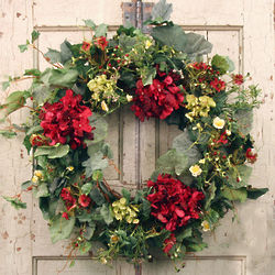 Belmont Front Door Wreath