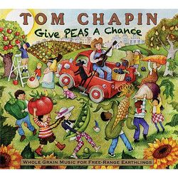 Give Peas a Chance Kid's Music CD