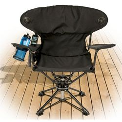 Revolve Speaker Swiveling Travel Chair