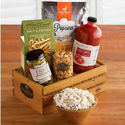 Bloody Mary Snack Crate