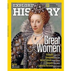 Exploring History Great Women Special Issue Book