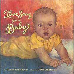 Love Song For A Baby Hardcover Book