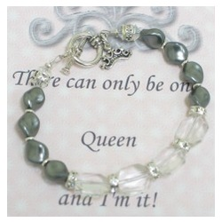 Only One Queen Bracelet