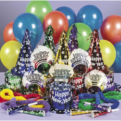 Royal Star New Year's Party Pack for 50