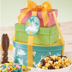Tower of Easter Treats