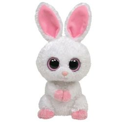 Carrots the White Bunny Beanie Boos