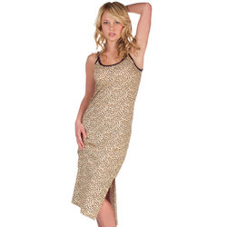 Leopard Lounge Gown