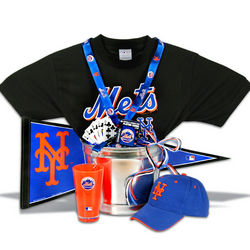 New York Mets Classic Gift Basket