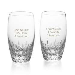Essence Highball Glasses
