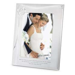 Double Rings 8x10 Picture Frame