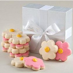 Mrs. Fields Hand-Frosted Flower Cookies