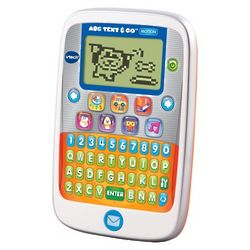 ABC Text and Go Motion Toy