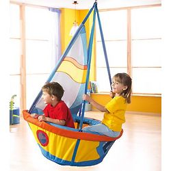 Sailboat Seesaw Swing