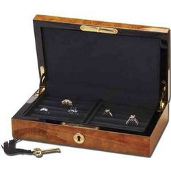 Men's Cufflink and Ring Collector's Valet