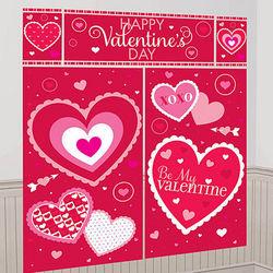 Valentine Scene Setter Kit