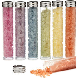 Chakra Bath Salts Set