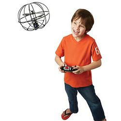 Gyroscopic Remote-Controlled Flying Sphere Toy