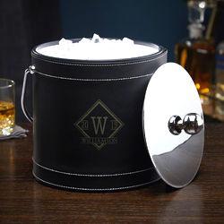 Drake Custom Ice Bucket in Black