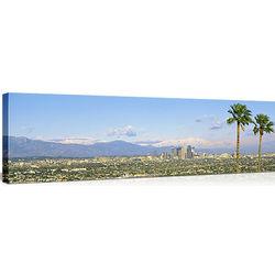Los Angeles Skyline Canvas