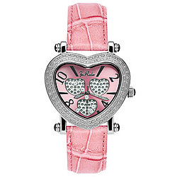 Heart Lady Diamond Watch