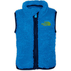Infant Plushee Fleece Vest