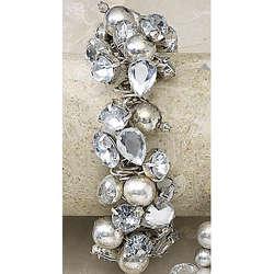 Silvertone Bracelet