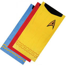 Star Trek Bath Towel